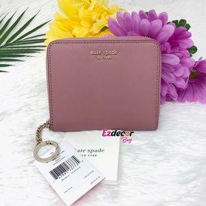 NWT Kate Spade Cameron Small Slim Zipper Wallet
